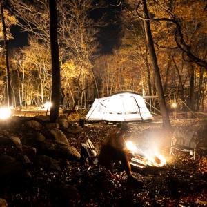 家より快適?おしゃれ新キャンプ場AMANAYUでまったり冬キャン!