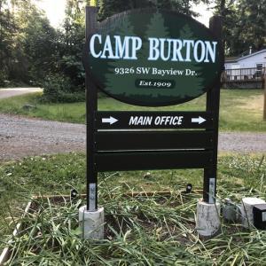 アメリカ瞑想キャンプ3日目