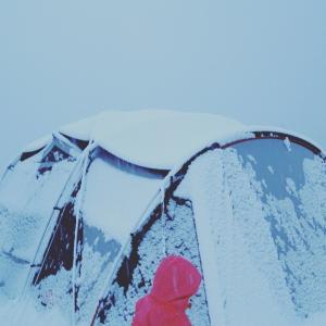 雪中キャンプを楽しむ5つの秘訣♡
