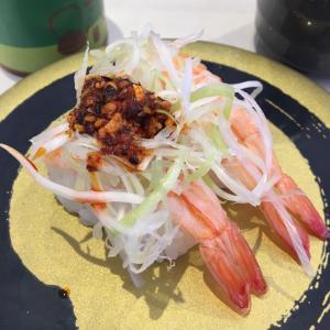 はま寿司ランチと塩分過多。