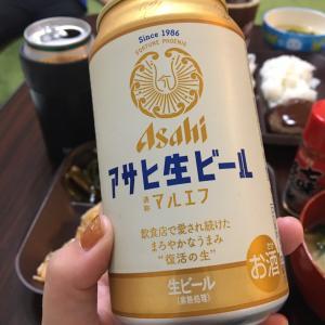 缶でせめて日本酒でしめる日。