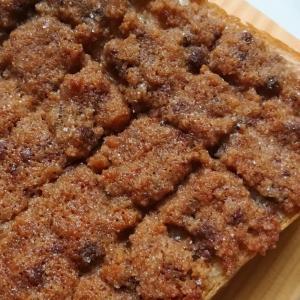 材料4つ、10分で作れる食パンメロンパン
