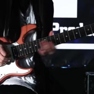 新コーナー出来ました。「知れば知るほど鬼才なギタリスト、藤岡幹大」