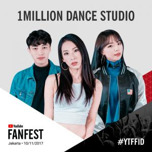 1MILLION WORKSHOP and YTFF 2017 in INDONESIA