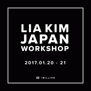 LIA KIM WORKSHOP IN JAPAN