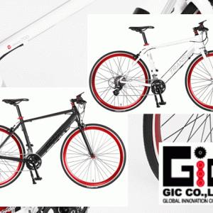 GIC(ジック)が軽量e-CROSS『TRANCE MOBILY e-MAGIC700(トランスモバイリーイーマジック700)』発表