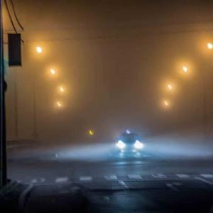 霧の第二国道