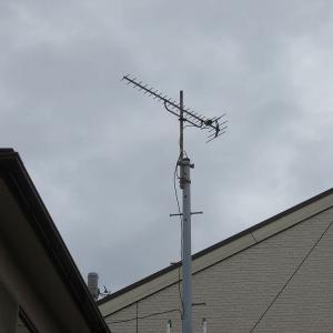 千葉県:千葉市中央区にて、東京キー局が受信できると東京MXが受信できなくなる? その対策工事へ