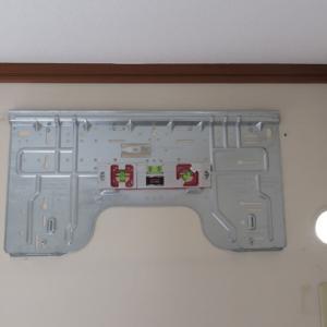 千葉県:船橋市高野台にて、エアコン新設工事