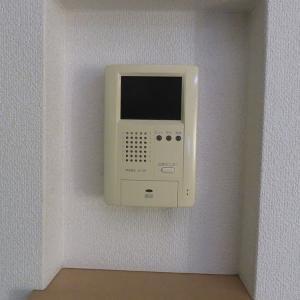 千葉県:船橋市二和東にて、TVドアホン交換工事