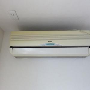 千葉県:佐倉市高崎にて、エアコン2台入替でしたが・・・