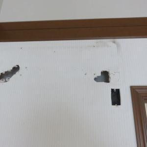 千葉県:千葉市美浜区磯辺にて、隠蔽エアコン用コンセント移設設置へ