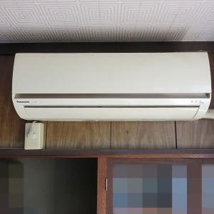 千葉県:習志野市東習志野にて、既存エアコン入替え工事