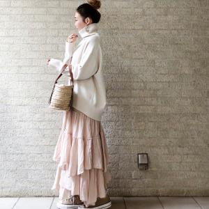 甘ま~い春スカートが最高に可愛い