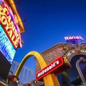 一攫千金を狙え!誰もが夢を見られる豪華絢爛なラスベガスの夜@アメリカレンタカー観光