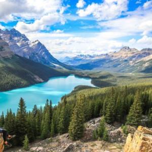 バンフ国立公園の見どころ!おすすめの絶景湖めぐり@カナダレンタカー旅行