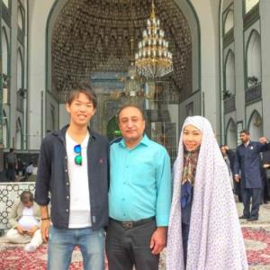 イマムレザーが導いてくれたイランで一番の素敵な出会い!