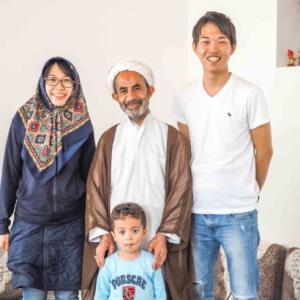 知らないおじいちゃんの家に泊まる。ヤスドでの素敵な出会い