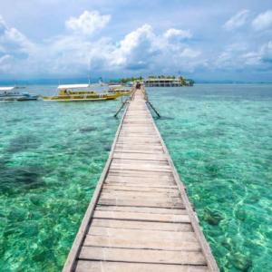 ようやくセブで海を満喫!自力で安く手配して絶景アイランドホッピングへいざ出発*
