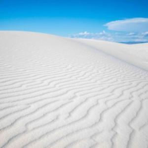 純白の美しすぎる砂漠!絶景のホワイトサンズへ@アメリカレンタカー観光