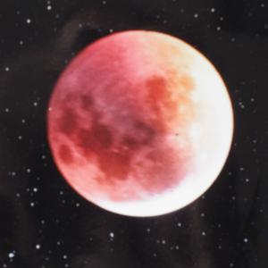 月面の怪光