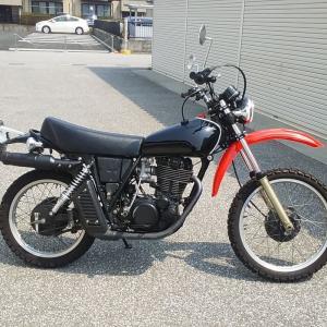時々、XT500