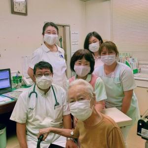 血液検査の日です!