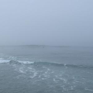 濃霧の波乗り&炙りやさんアゲイン