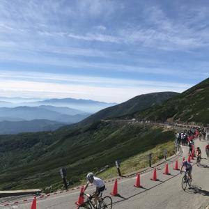 マウンテンサイクリング in 乗鞍 2017