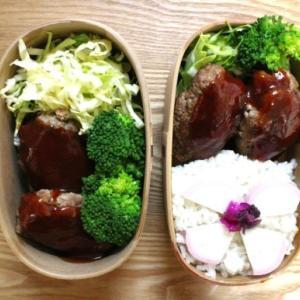ハンバーグ弁当と浅草『sen』