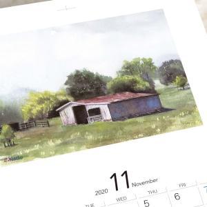 Calendar 2020 カレンダーを鋭意制作中