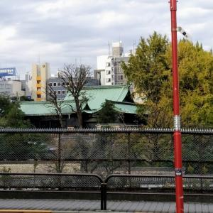 The Yushima Seido. 湯島聖堂をスケッチ
