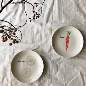 """食卓を彩る""""ヤサイ豆皿""""のコト"""