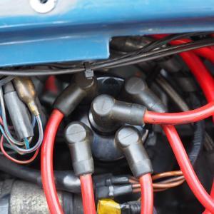 エンジンがかからない|ローバーミニ