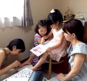 【満席】夏休み特別企画「母娘ネイルサロン」