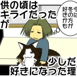 【猫との暮らし】子供の頃は大キライだった冬が、少しだけ好きになった理由(ワケ)