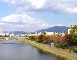 京の賑わい