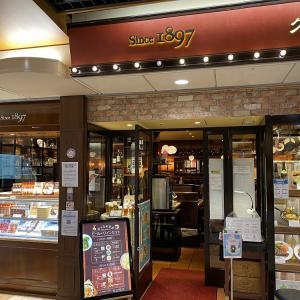 京の百年洋食レストラン「東洋亭」に行ってきた