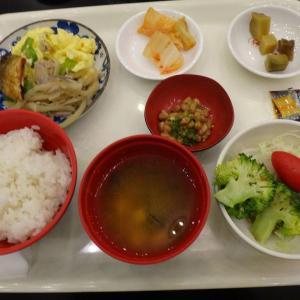 中国・上海近くの出張日記 ②食事はこんな感じです