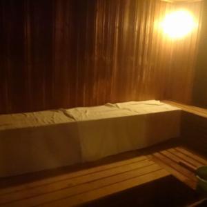 中国・上海近くの出張日記 ③大浴場とサウナ