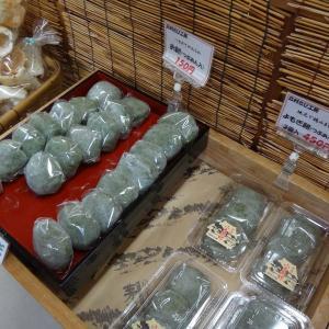 美山かやぶきの里(京都府南丹市) ③美山の名産品が集まった土産物屋