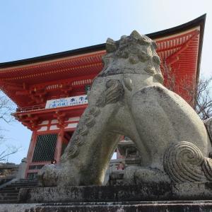 清水寺(京都市東山区) ①人は多いが参道も清水の舞台以外も見どころいっぱい