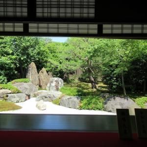 霊源院(京都市東山区) 令和の枯山水庭園「鶴鳴九皐」初公開