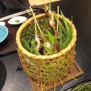 すみや亀峰菴 ⑥夕食後半は向付から、デザートまで