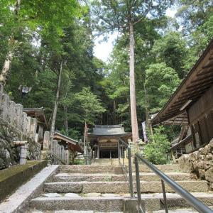 崇道神社(京都市左京区) 非業の死を遂げた早良親王を祀る神社