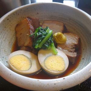 和韓豚菜 紅家さんで名物「紅家の豚角煮定食」
