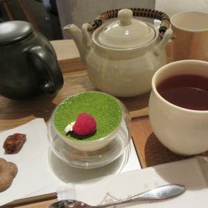 茶寮FUKUCHA(京都駅ビル) 江戸時代創業の「福寿園」が営む宇治茶カフェ
