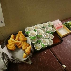 よろづやアネックス 湯楽庵 ⑦朝食の紹介です