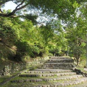 嵐山公園亀山地区 ①観光地「嵐山」で観光客があまり向かわない場所へ