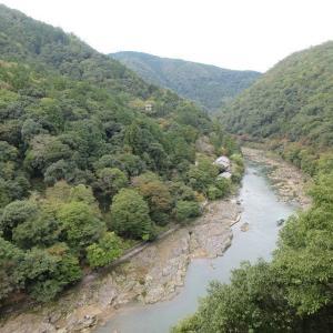 嵐山公園亀山地区 ②観光地「嵐山」で山登り!